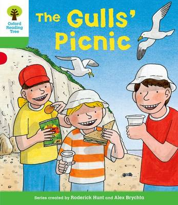 Oxford Reading Tree: Level 2: Decode and Develop: the Gull's Picnic by Roderick Hunt, Ms Annemarie Young, Liz Miles