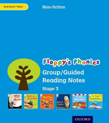 Oxford Reading Tree: Level 3: Floppy's Phonics Non-Fiction: Group/Guided Reading Notes by Monica Hughes, Thelma Page, Roderick Hunt