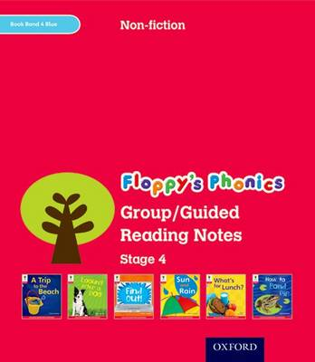 Oxford Reading Tree: Level 4: Floppy's Phonics Non-Fiction: Group/Guided Reading Notes by Monica Hughes, Thelma Page, Roderick Hunt