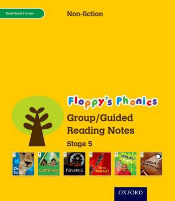 Oxford Reading Tree: Level 5: Floppy's Phonics Non-Fiction: Group/Guided Reading Notes by Monica Hughes, Thelma Page, Roderick Hunt