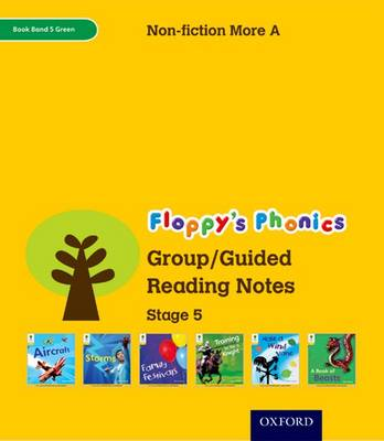 Oxford Reading Tree: Level 5a: Floppy's Phonics Non-Fiction: Group/Guided Reading Notes by Liz Miles, Monica Hughes, Thelma Page, Roderick Hunt