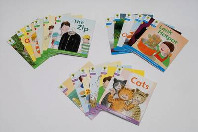Oxford Reading Tree: Floppy's Phonics Reception Easy Buy Pack by Roderick Hunt