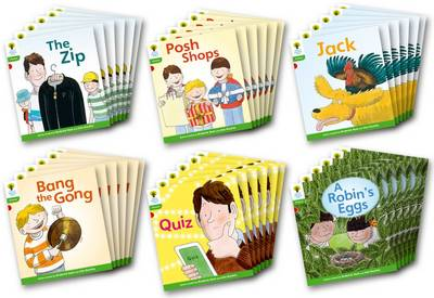 Oxford Reading Tree: Level 2: Floppy's Phonics Fiction: Class Pack of 36 by Roderick Hunt, Kate Ruttle