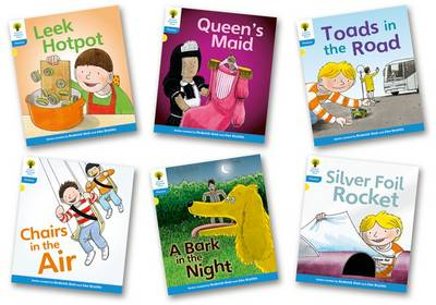 Oxford Reading Tree: Level 3: Floppy's Phonics Fiction: Pack of 6 by Roderick Hunt, Kate Ruttle