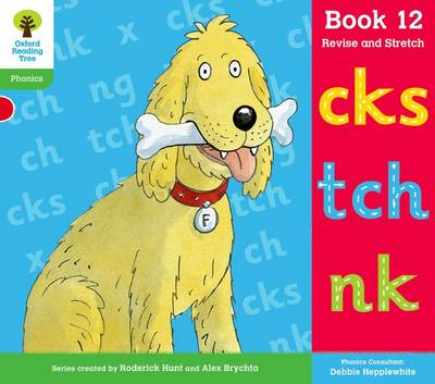 Oxford Reading Tree: Level 2: Floppy's Phonics: Sounds and Letters: Book 12 by Debbie Hepplewhite, Roderick Hunt