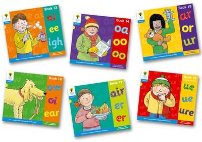 Oxford Reading Tree: Level 3: Floppy's Phonics: Sounds and Letters by Debbie Hepplewhite, Roderick Hunt