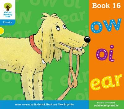 Oxford Reading Tree: Level 3: Floppy's Phonics: Sounds and Letters: Book 16 by Roderick Hunt, Debbie Hepplewhite