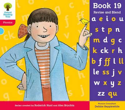 Oxford Reading Tree: Level 4: Floppy's Phonics: Sounds and Letters: Book 19 by Debbie Hepplewhite, Roderick Hunt