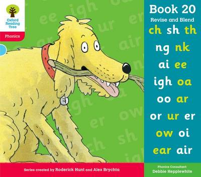 Oxford Reading Tree: Level 4: Floppy's Phonics: Sounds and Letters: Book 20 by Debbie Hepplewhite, Roderick Hunt, Mr. Alex Brychta