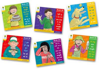 Oxford Reading Tree: Level 5: Floppy's Phonics: Sounds and Letters: Pack of 6 (Level 5) by Debbie Hepplewhite, Roderick Hunt