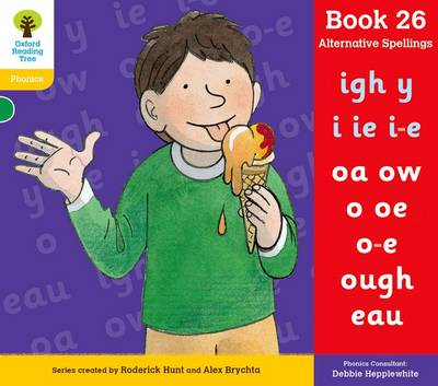 Oxford Reading Tree: Level 5: Floppy's Phonics: Sounds and Letters: Book 26 by Debbie Hepplewhite, Roderick Hunt