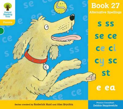 Oxford Reading Tree: Level 5: Floppy's Phonics: Sounds and Letters: Book 27 by Debbie Hepplewhite, Roderick Hunt