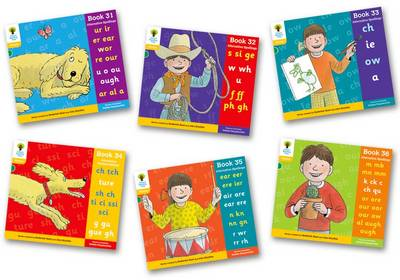 Oxford Reading Tree: Level 5A: Floppy's Phonics: Sounds and Letters: Pack of 6 by Debbie Hepplewhite, Roderick Hunt