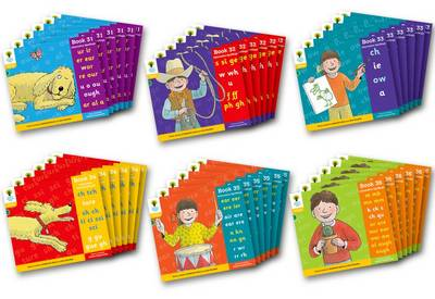 Oxford Reading Tree: Level 5a: Floppy's Phonics: Sounds and Letters: Class Pack of 36 by Debbie Hepplewhite, Roderick Hunt