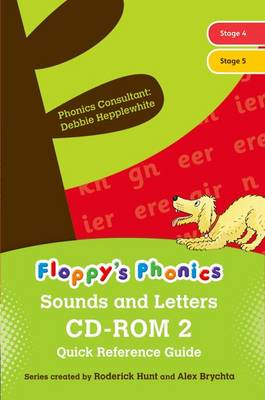 Oxford Reading Tree: Floppy's Phonics: Sounds and Letters: CD-ROM 2 by Debbie Hepplewhite, Roderick Hunt