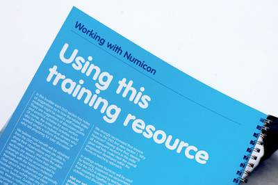 Numicon: Working with Numicon Training Resource and DVD by
