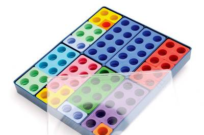 Numicon: Box of 80 Numicon Shapes by