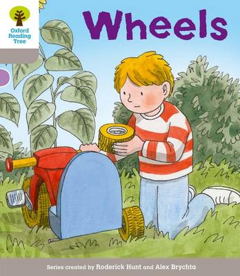 Oxford Reading Tree: Level 1 More A Decode and Develop Wheels by Roderick Hunt