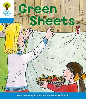 Oxford Reading Tree: Level 3 More a Decode and Develop Green Sheets by Roderick Hunt, Paul Shipton