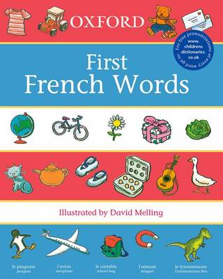 Oxford First French Words by Neil Morris