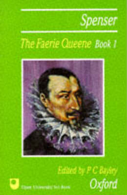The Faerie Queene Book 1 by Edmund Spenser