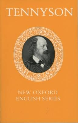 Selected Poems Lord Alfred Tennyson by Lord Alfred Tennyson