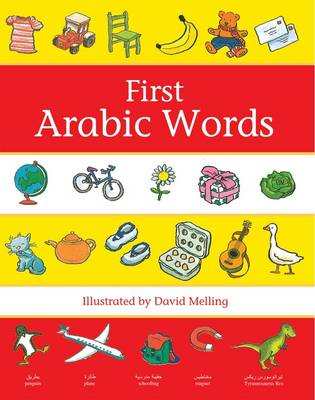 OXFORD FIRST ARABIC WORDS by