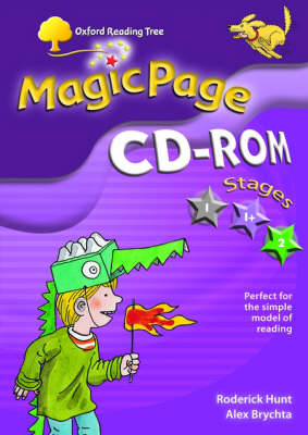 Oxford Reading Tree: Magicpage: Levels 1-2: CD-ROM Unlimited User by Roderick Hunt, Mr. Alex Brychta, Budgell