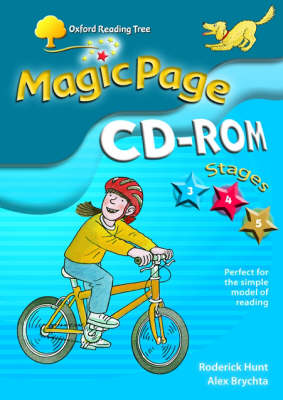 Oxford Reading Tree: Magicpage: Levels 3 - 5: CD-ROM Unlimited User by Gill Budgell