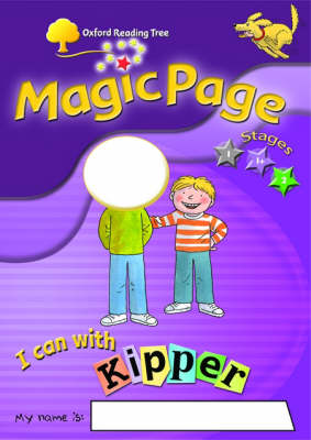 Oxford Reading Tree: Magicpage: Levels 1 - 2: Kipper and Me: I Can Books Pack of 6 by Roderick Hunt, Mr. Alex Brychta