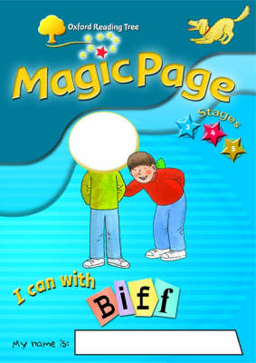 Oxford Reading Tree: Magicpage: Levels 3 - 5: Chip and Me: I Can Books Pack of 6 by Roderick Hunt, Mr. Alex Brychta