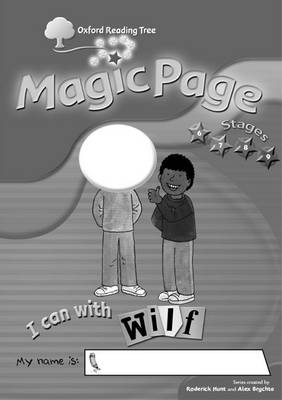 Oxford Reading Tree: Magicpage: Levels 6 - 9: Wilma and Me: I Can Books, Pack of 6 by Roderick Hunt, Mr. Alex Brychta