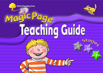 Oxford Reading Tree: Magicpage: Levels 1-2: Teaching Guide by Roderick Hunt, Mr. Alex Brychta