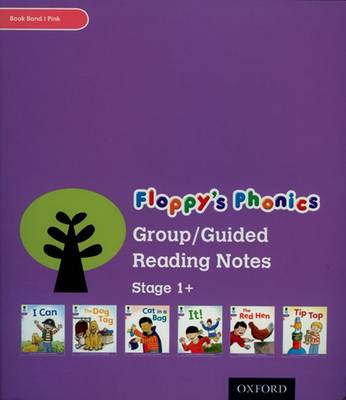 Oxford Reading Tree: Level 1+: Floppy's Phonics: Teaching Notes by Roderick Hunt