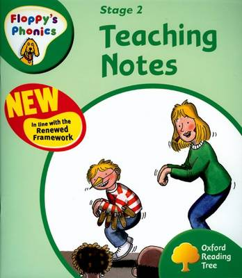 Oxford Reading Tree: Level 2: Floppy's Phonics: Teaching Notes by Roderick Hunt