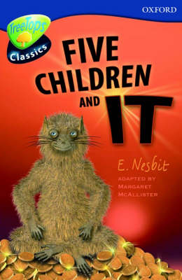 Oxford Reading Tree: Level 14: Treetops Classics: Five Children and It by Margaret McAllister