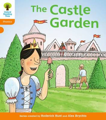 Oxford Reading Tree: Level 6: Floppy's Phonics: the Castle Garden by Roderick Hunt