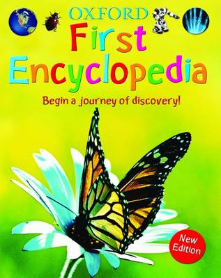 Oxford First Encyclopedia (2009) by Andrew Langley
