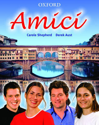 Amici: Students' Book by Carole D. Shepherd, Derek Aust