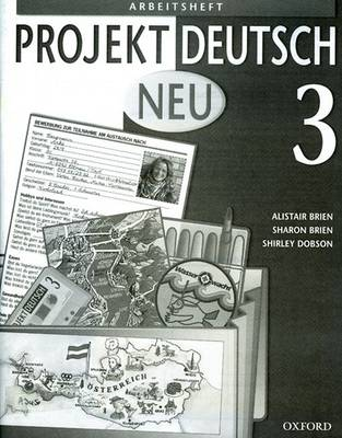 Projekt Deutsch Neu by Alistair Brien, Sharon Brien, Shirley Dobson