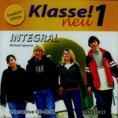 Klasse! Neu: Part 1: Integral Students' Edition CD Neu by Michael Spencer