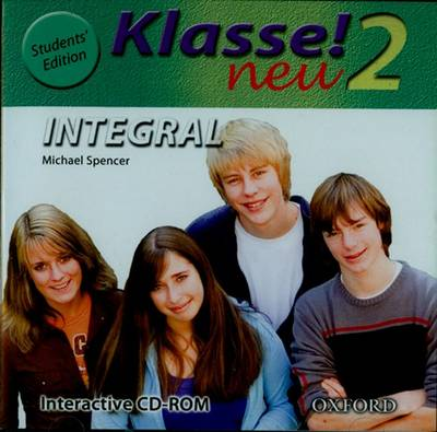 Klasse! Neu: Part 2: Integral Students' Edition CD by Michael Spencer