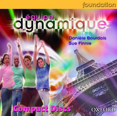 Equipe Dynamique: CD Lower by Daniele Bourdais, Sue Finnie