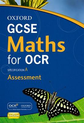Oxford GCSE Maths for OCR: Assessment Oxbox CD-ROM by Katie Wood, James Nicholson