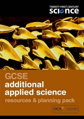 GCSE Additional Applied Science Resources & Planning Pack by