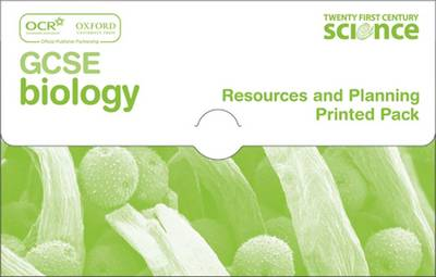 Twenty First Century Science: GCSE Biology Resources & Planning Pack by