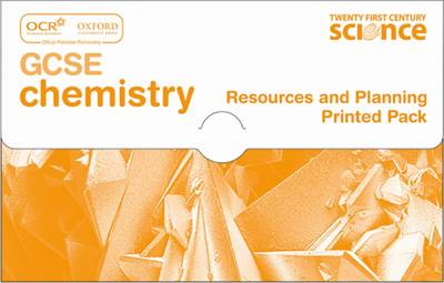 Twenty First Century Science: GCSE Chemistry Resources & Planning Pack by