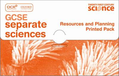 Twenty First Century Science: GCSE Separate Science Resources & Planning Pack by