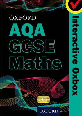 Oxford GCSE Maths for AQA: Interactive Oxbox CD-ROM by