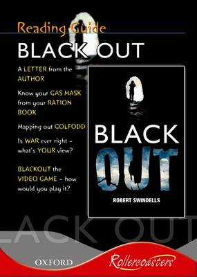 Rollercoasters: Blackout Reading Guide by Robert Swindells, Jenny Roberts